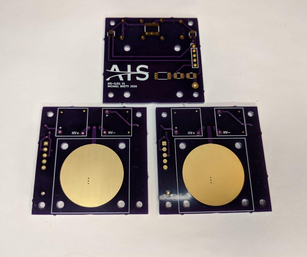 AIS-ILIS1 V1 PCB Set