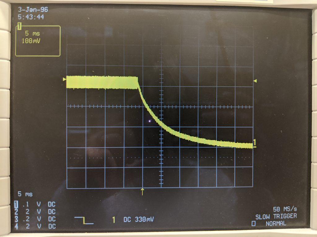 AIS-ILIS1 V1 +HV Testing - Fall Time 10M Final