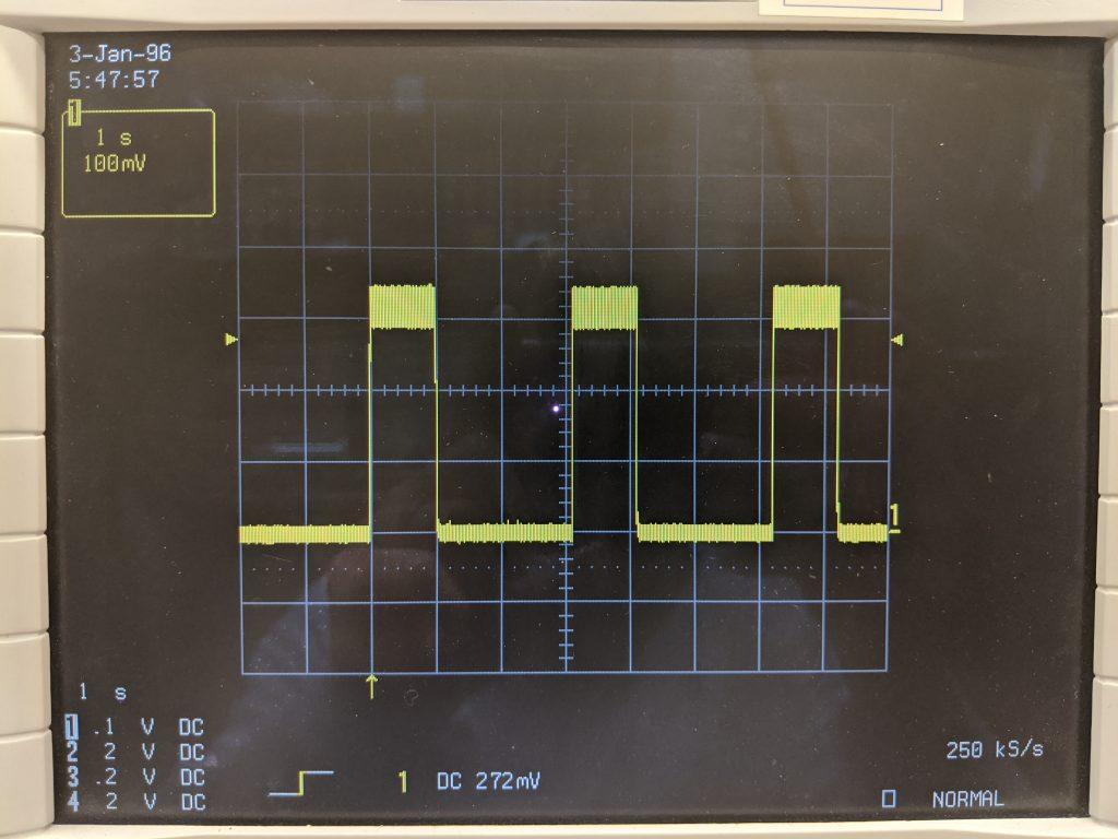 AIS-ILIS1 V1 +HV Testing - Pulse Train 10M Final