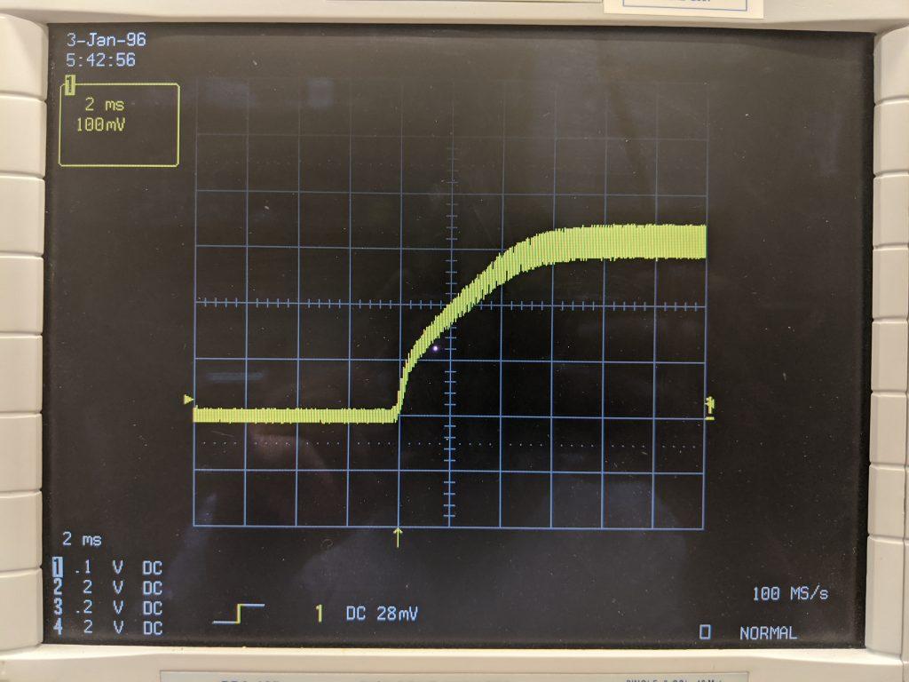 AIS-ILIS1 V1 +HV Testing - Rise Time 10M Final