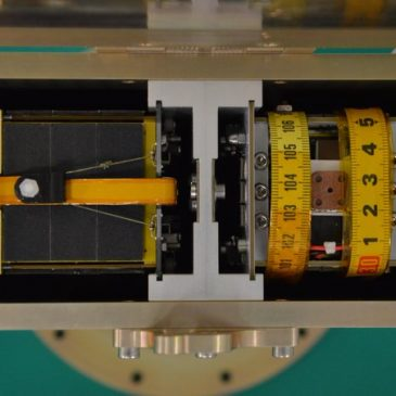 AIS-gPPT3-1C Thrusters Pass Vibration Testing Aboard AMSAT-Spain GENESIS!