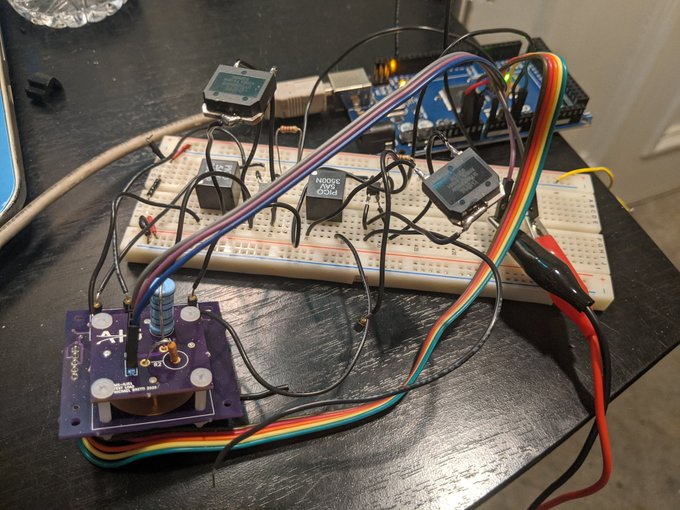 AIS-ILIS1 V2 Circuit Prototyping