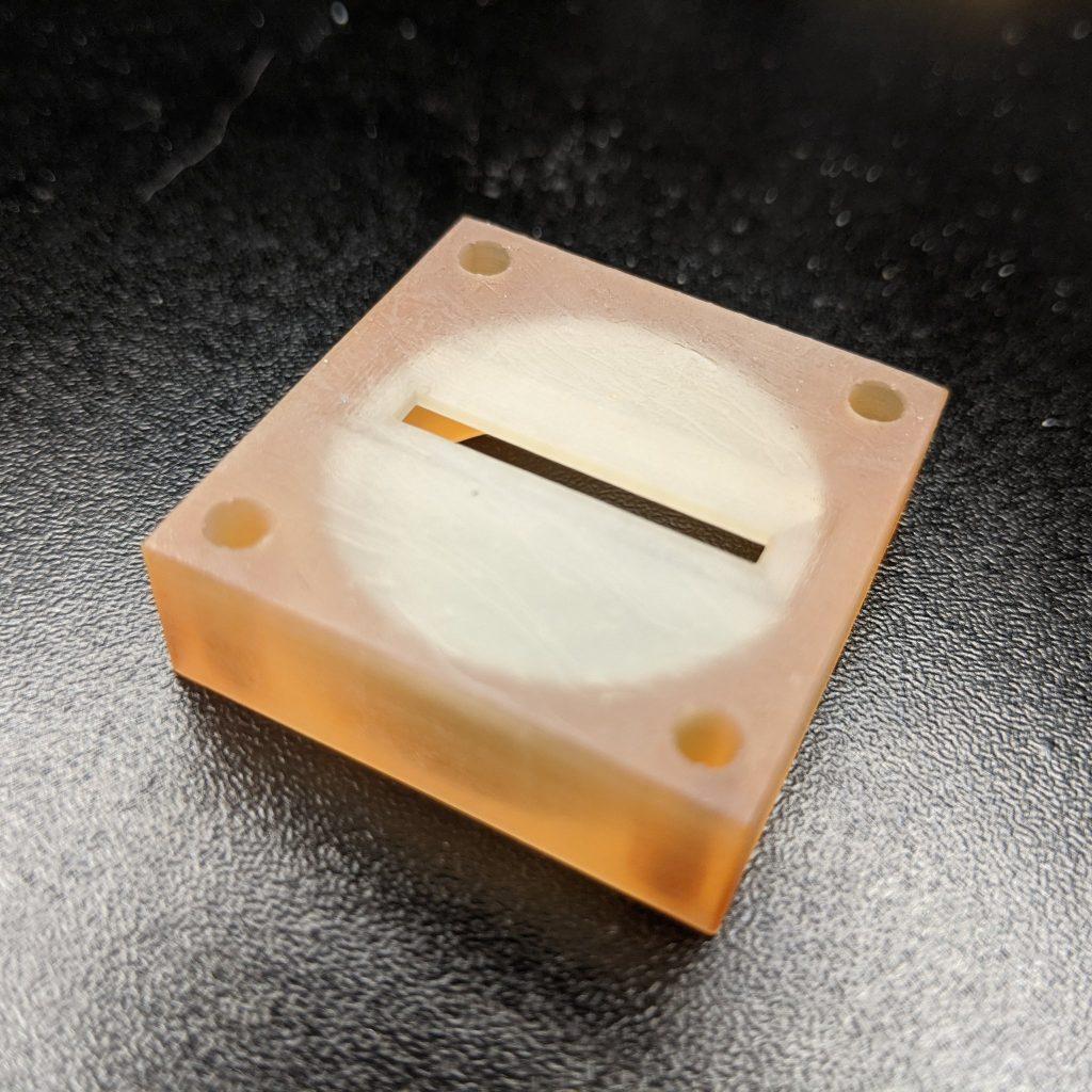 AIS-ILIS1 3D Printed Case - Accura 48HTR
