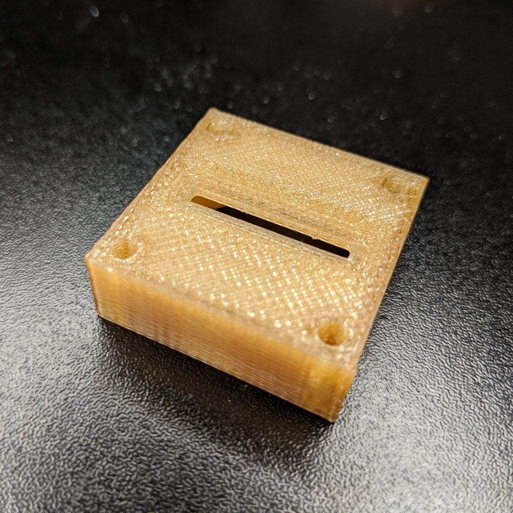 AIS-ILIS1 3D Printed Case - Ultem 1010