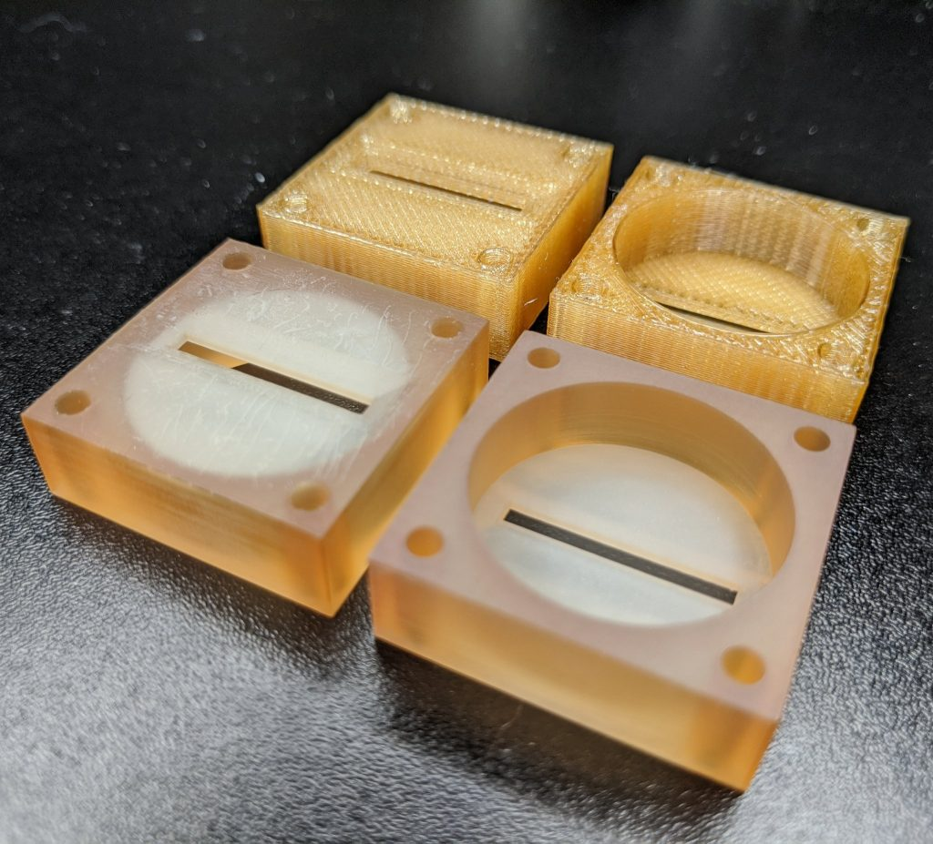 AIS-ILIS1 3D Printed Cases - Isometric