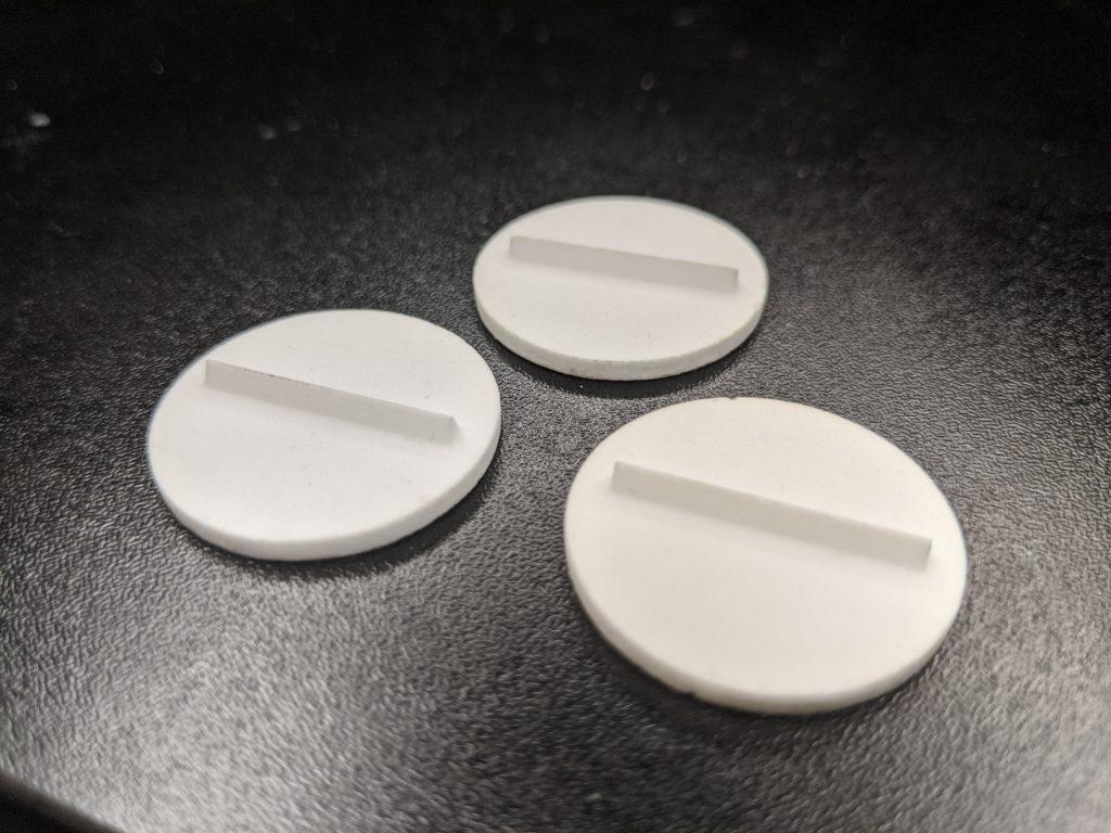 AIS-ILIS1 Porous Glass Electrospray Ion Emitters Isometric
