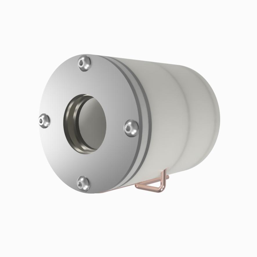 AIS-Io Series RF Plasma Thruster Concept Design Assembly