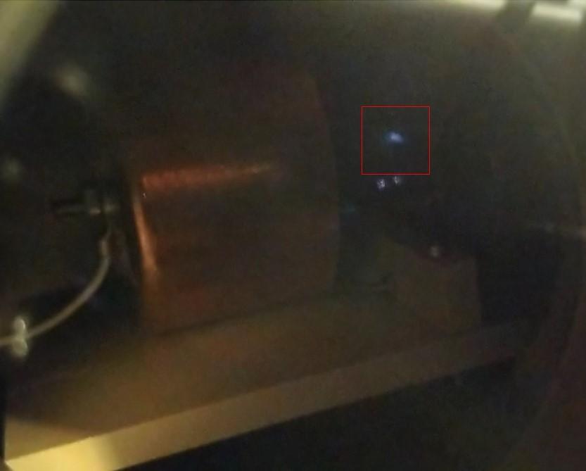 AIS-ILIS1 Ignition Test 1 06-04-2020 - Ionization Plume 3
