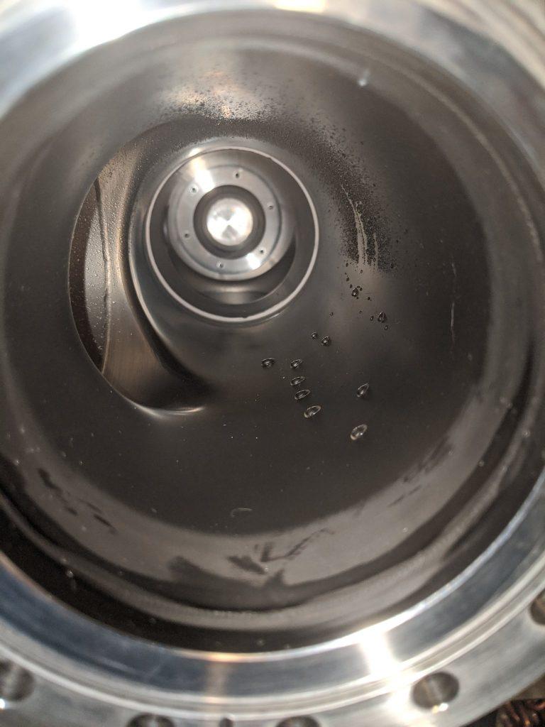 AIS-ILIS1 Ionic Liquid Fueling Failure 1