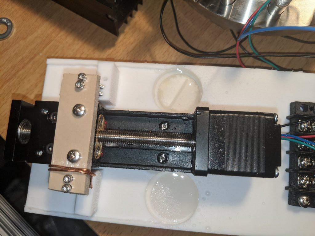 AIS-ILIS1 Ionic Liquid Fueling Failure 4