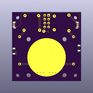 AIS-ILIS1 V5 Electrospray Thruster PCB in the Works