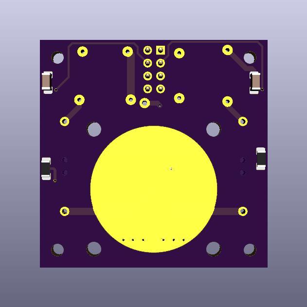 AIS-ILIS1 V5 PCB - Front