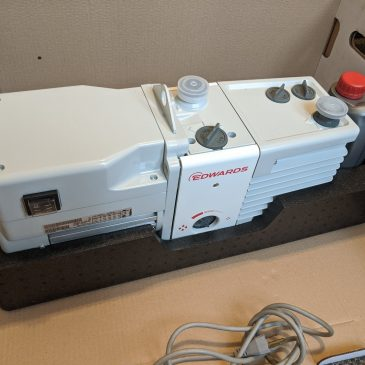 Unboxing the New Crowdfunded Edwards RV12 Vacuum Pump