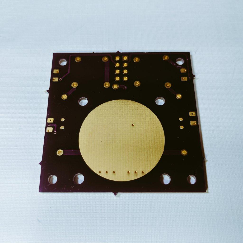 AIS-ILIS1 Electrospray Thruster V5 PCB Top