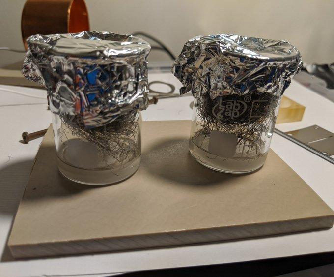 AIS-ILIS1 Ignition Test 2 Fuel Degassing Setup