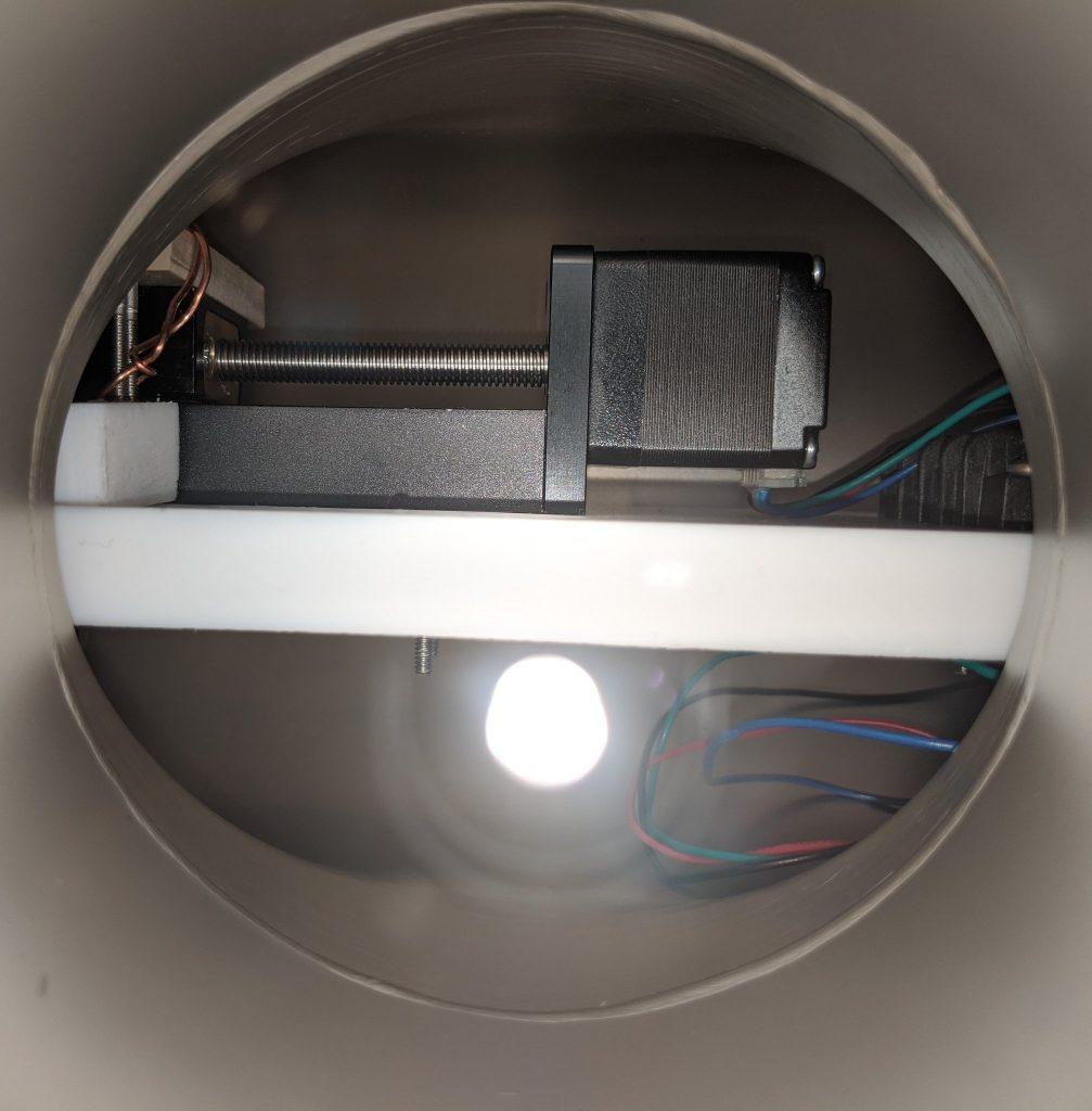 AIS-ILIS1 Vacuum Fueling Station Test Fit
