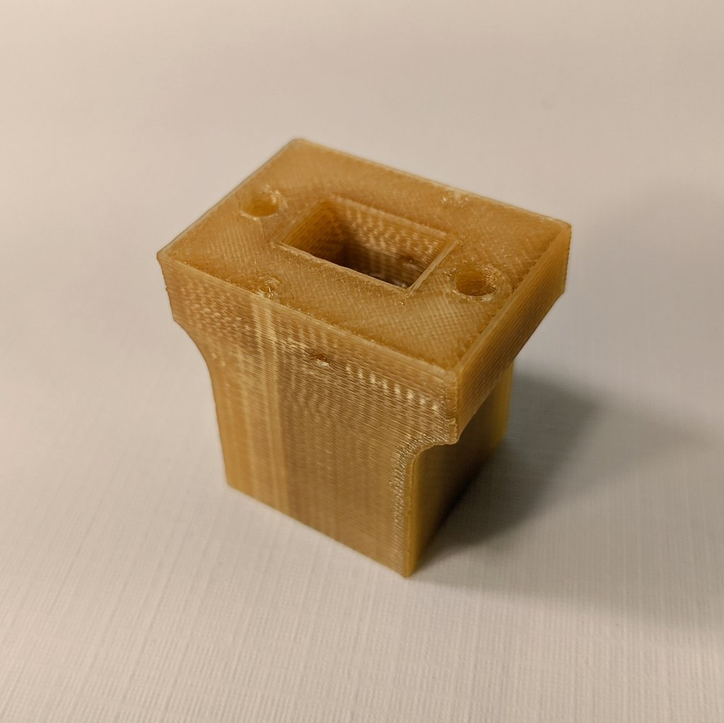 AIS-ePPT1 Pulsed Plasma Thruster Ultem 3D Printed Case for Version A