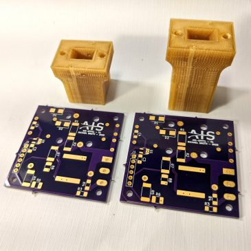 New 3D Printed Ultem 1010 Cases for the AIS-ePPT1 Pulsed Plasma Thruster