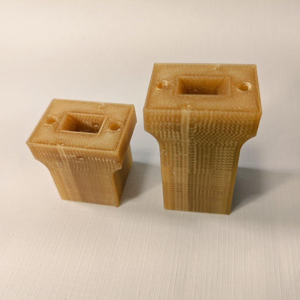 AIS-ePPT1 Pulsed Plasma Thruster Ultem 3D Printed Cases