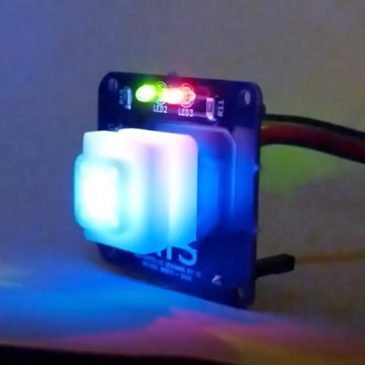 Video Demo of the AIS-gPPT3-1C DIY Open Source Pulsed Plasma Thruster Learning Kit
