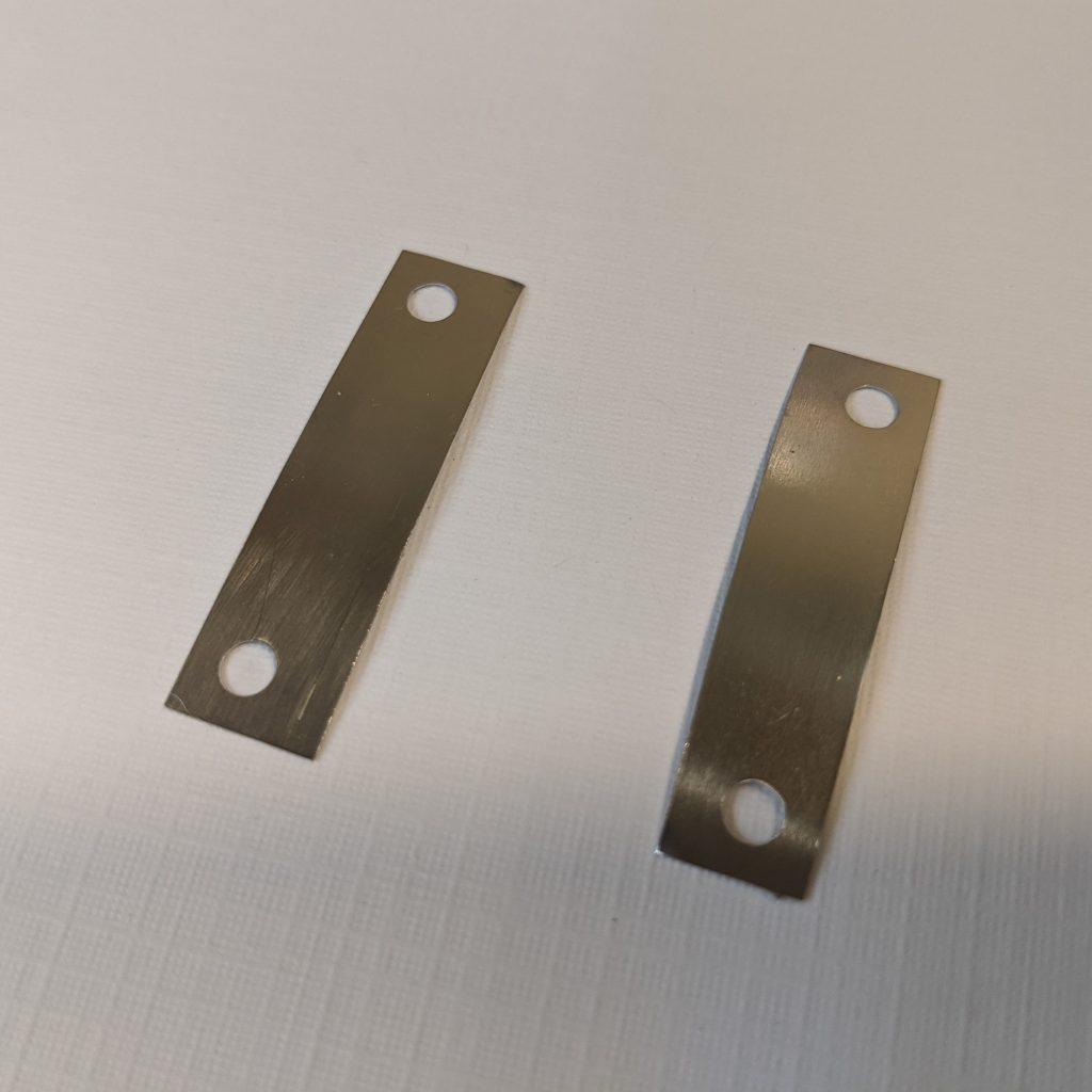 AIS-ILIS1 Ionic Liquid Electrospray Thruster 0,1mm Vertical Shims