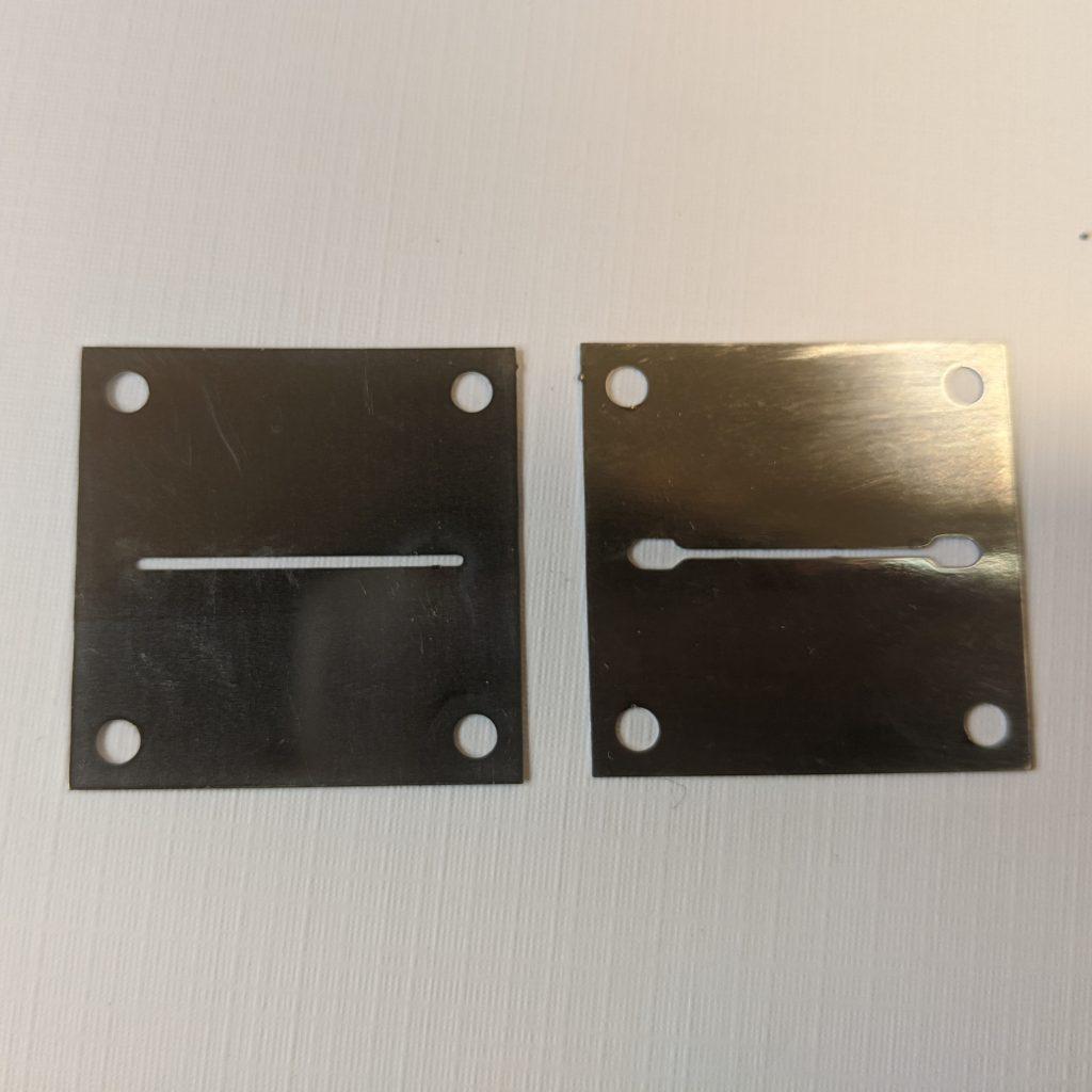 AIS-ILIS1 Ionic Liquid Electrospray Thruster Extractor Comparison