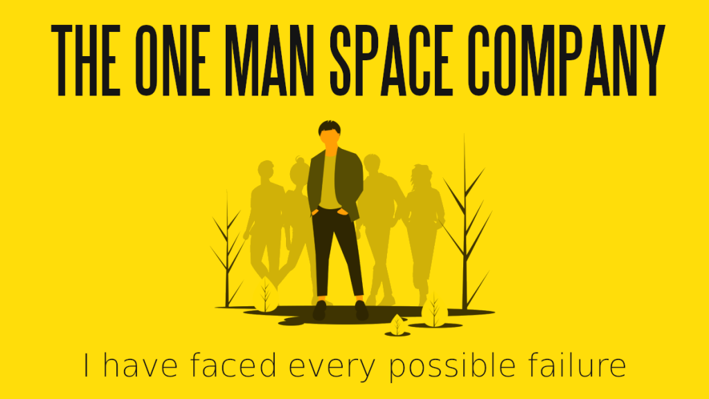 Sovereign Moon Studios Interview Part 2 - The One Man Space Company