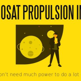 Sovereign Moon Studios Interview Part 3 - Nanosat Propulsion in LEO