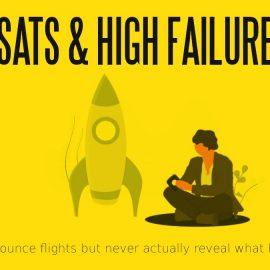 Sovereign Moon Studios Interview Part 4 - Nanosats and High Failure Rates