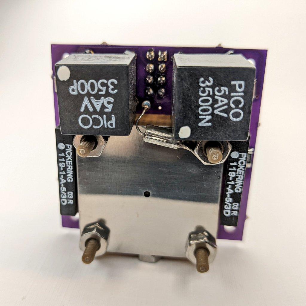 AIS-ILIS-X1 Final Assembly - 1,4mm Aperture