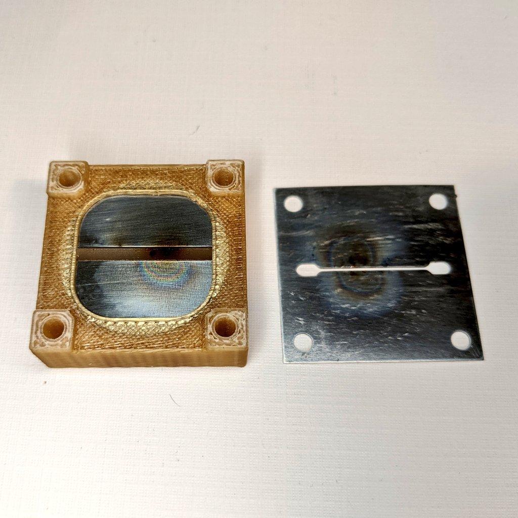 AIS-ILIS1 Ionic Liquid Electrospray Thruster Ignition Test 7 - Post Test Analysis 3