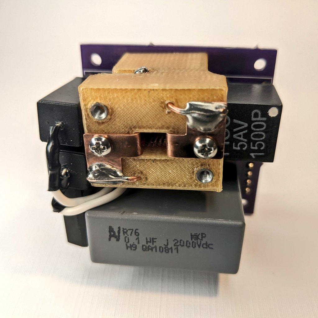 AIS-ePPT1 Micro Pulsed Plasma Thruster V2 Assembly