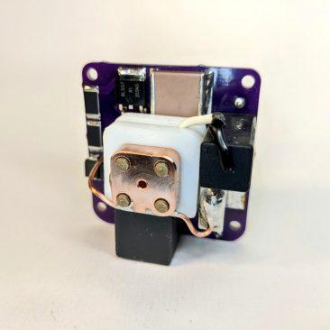 AIS-gPPT3-1C-003 Micro Pulsed Plasma Thruster Front