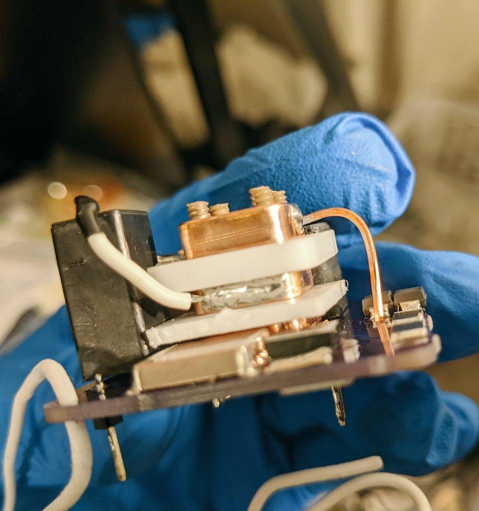 AIS-gPPT3-1C-003 Modified Assembly