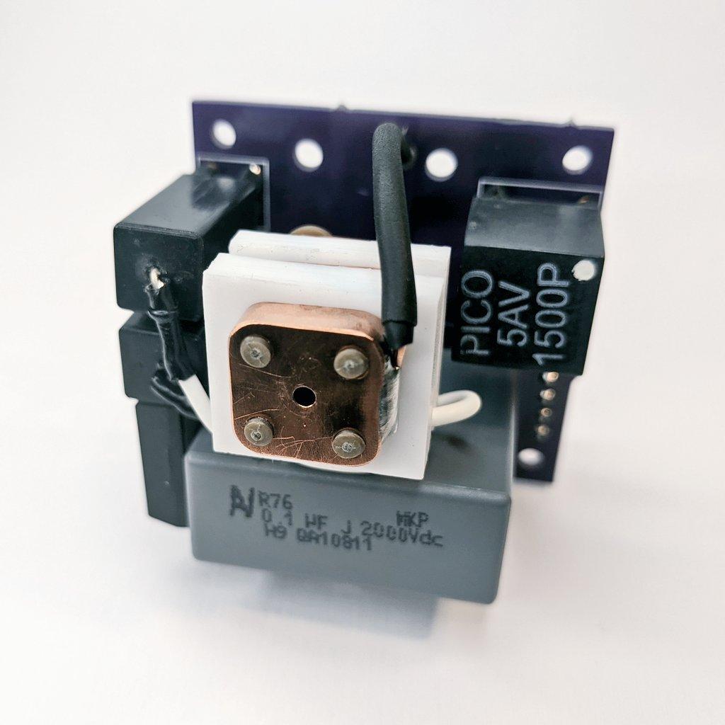AIS-gPPT3-X First Prototype Assembly - gPPT3-EPPT1
