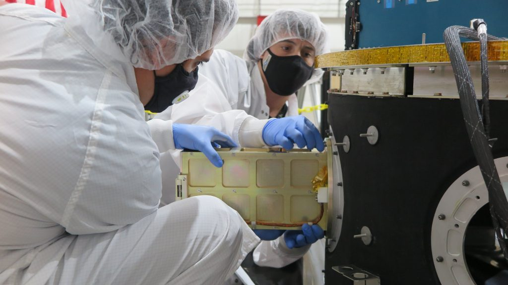 Firefly DREAM Payload Integration