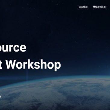 AIS Presentation at the Open Source Cubesat Workshop 2020!