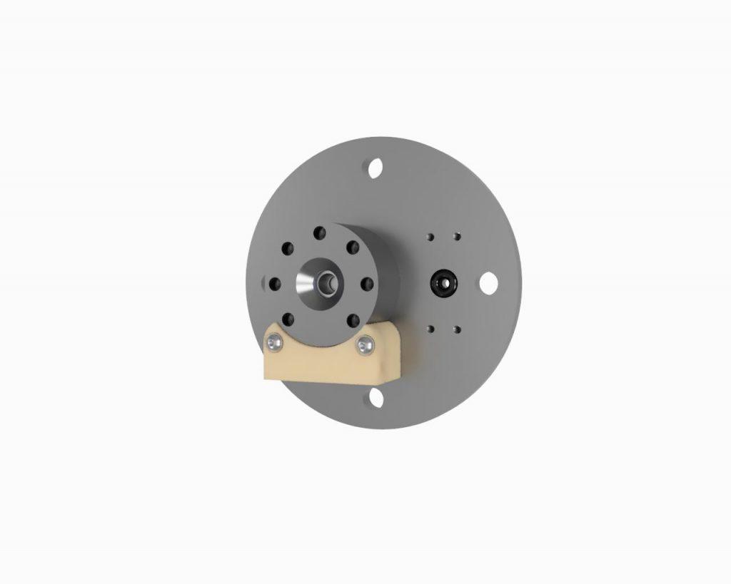 AIS-EHT1 Micro End Hall Thruster Head