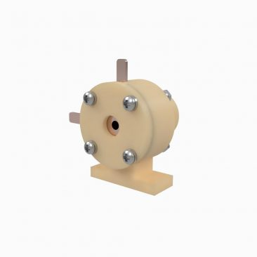 AIS-GDN1 Micro Glow Discharge Hollow Cathode Neutralizer Render