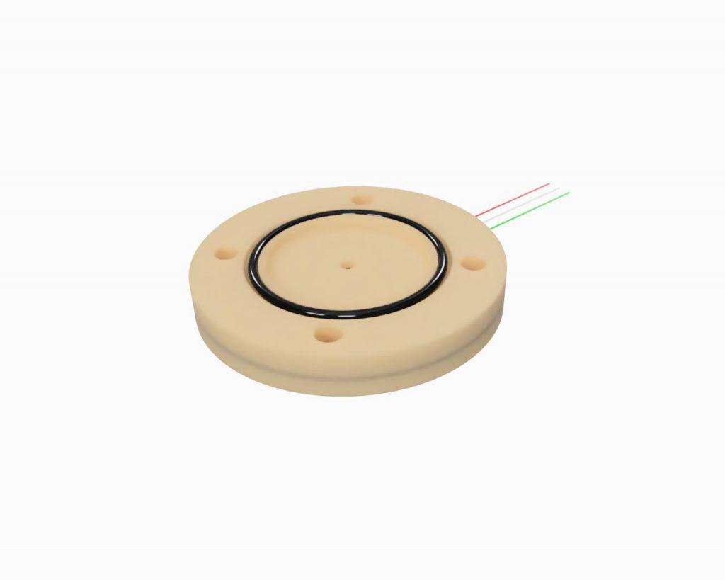 AIS-PFV1 Piezo Fuel Valve Render
