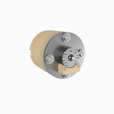 AIS-AHT1 Micro Anode Layer Hall Thruster - Final Render