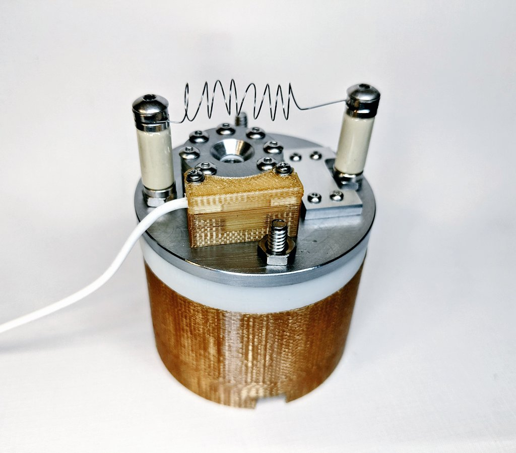 AIS-EHT1 Micro End Hall Thruster - Full Thruster Assembly with Tungsten Filament Neutralizer 2