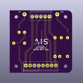 AIS-EHT1 Micro End Hall Thruster Auxiliary Power Board V1
