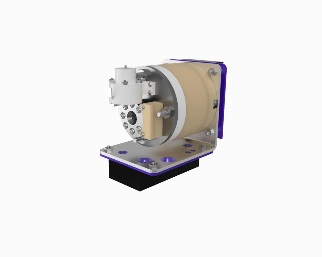 AIS-EHT1 Micro End Hall Thruster Fully Integrated System - Render 1