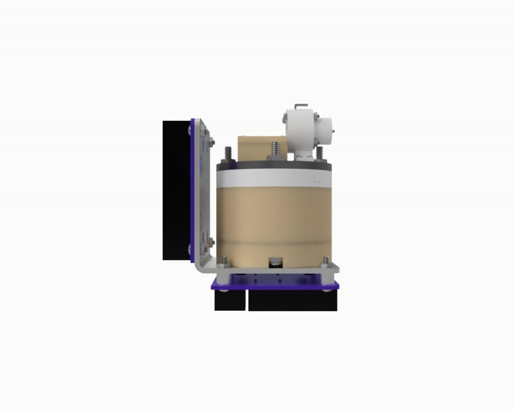 AIS-EHT1 Micro End Hall Thruster Fully Integrated System - Render 3