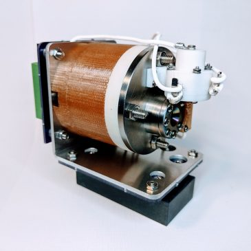 Presenting the First Fully Integrated Assembly of the EHT1 Micro End Hall Thruster!