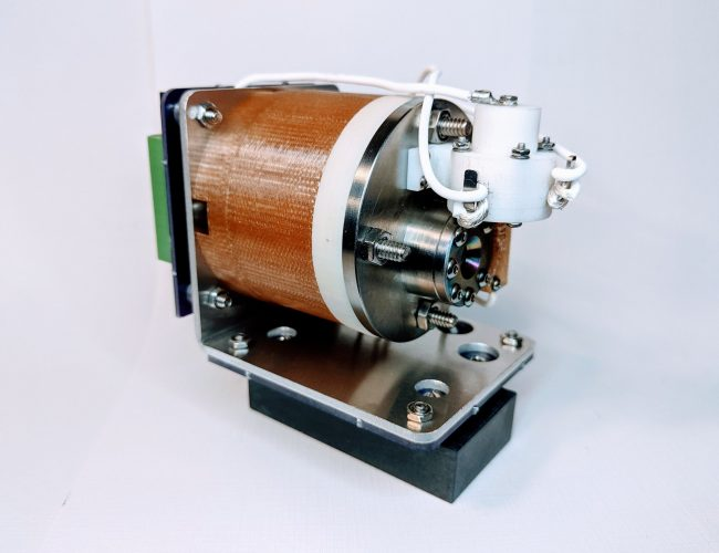 AIS-EHT1 Micro End Hall Thruster - Fully Integrated Thruster Assembly 1