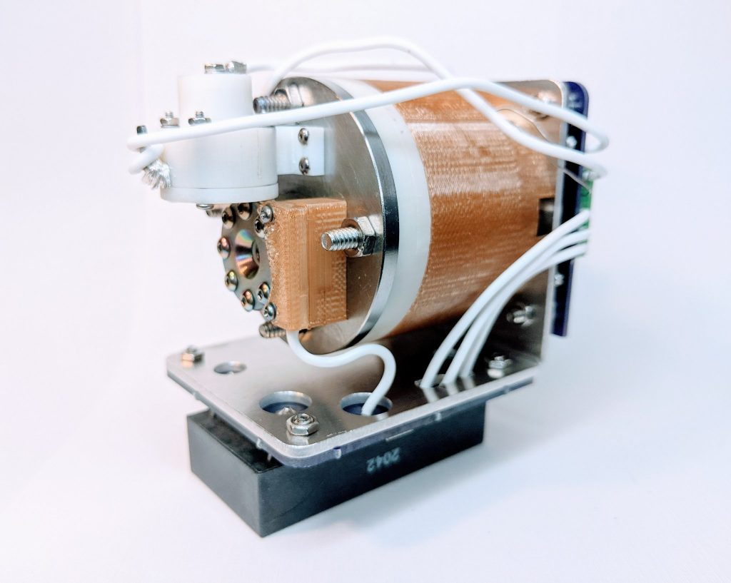 AIS-EHT1 Micro End Hall Thruster - Fully Integrated Thruster Assembly 2