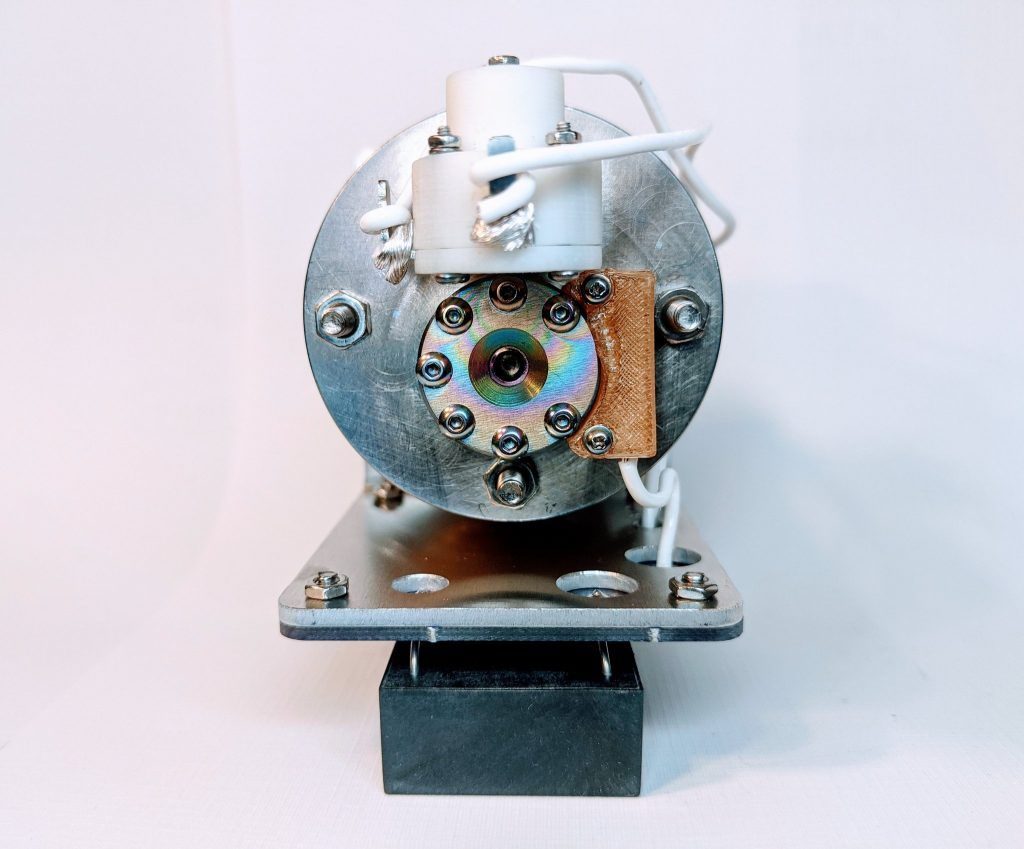 AIS-EHT1 Micro End Hall Thruster - Fully Integrated Thruster Assembly 3