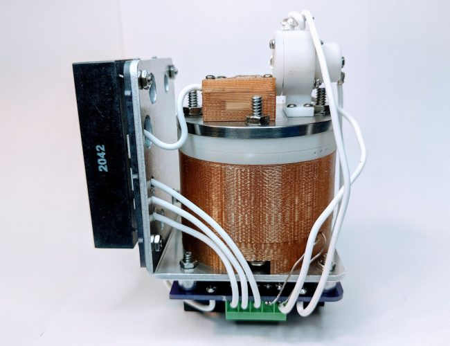 AIS-EHT1 Micro End Hall Thruster - Fully Integrated Thruster Assembly 4